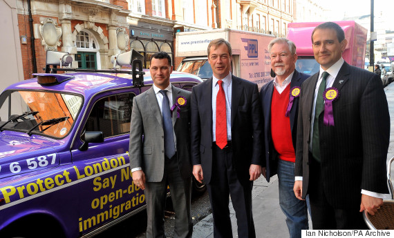 nigel farage woolfe