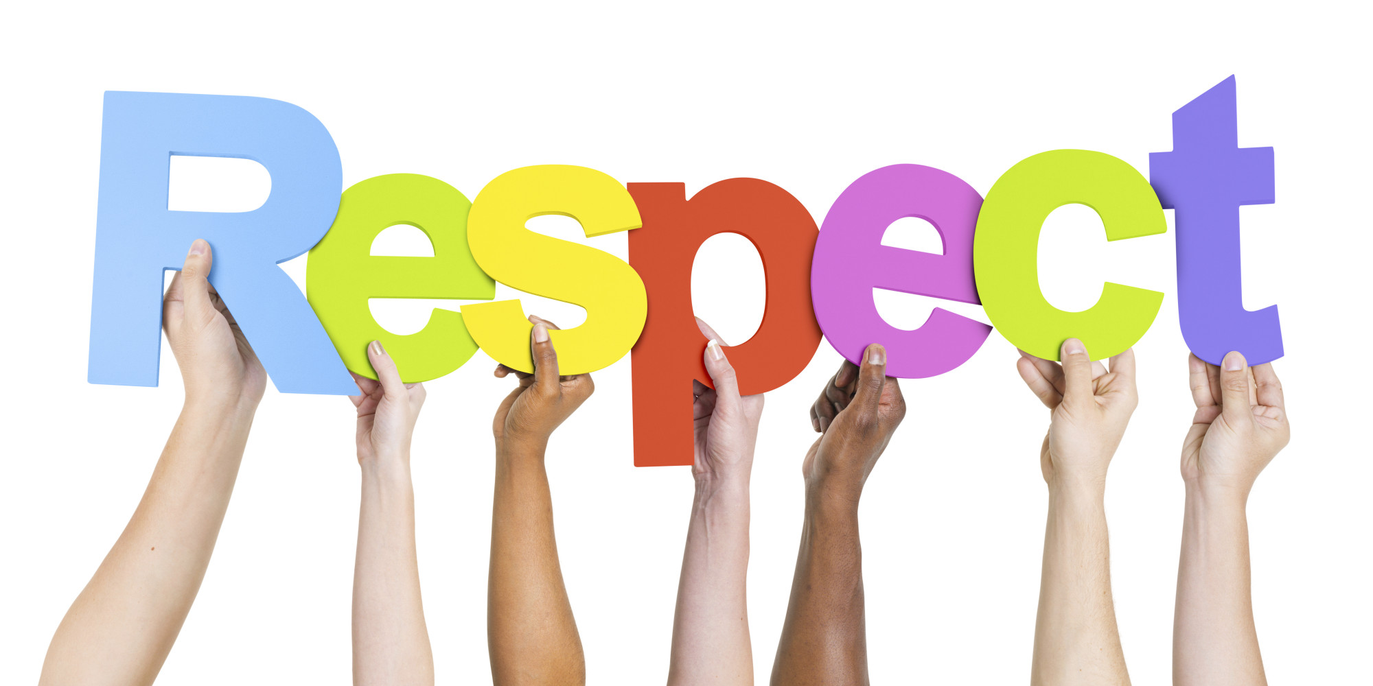 learning to respect yourself by respecting others huffpost