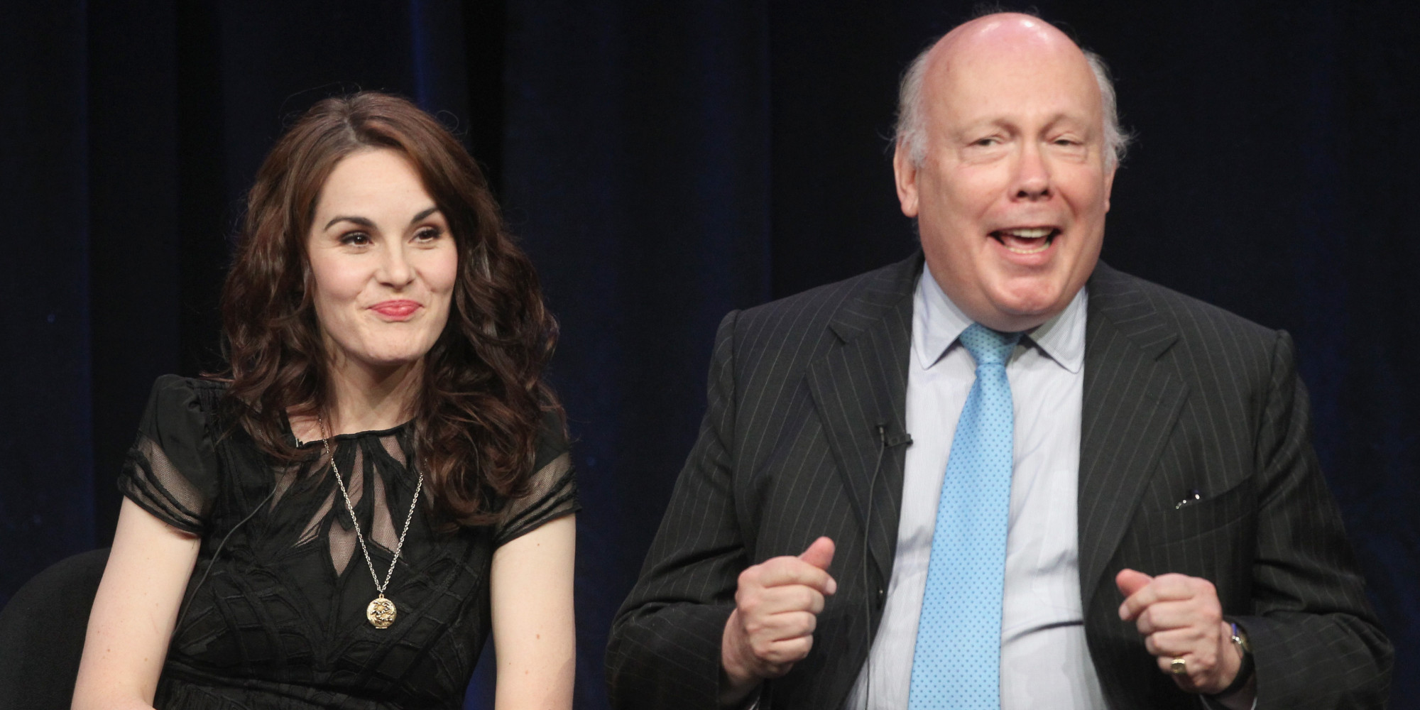 Downton Abbey Creator Julian Fellowes People Pray For My Novel With Characters Huffpost