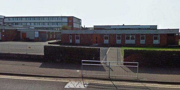 Ardrossan Academy in Scotland