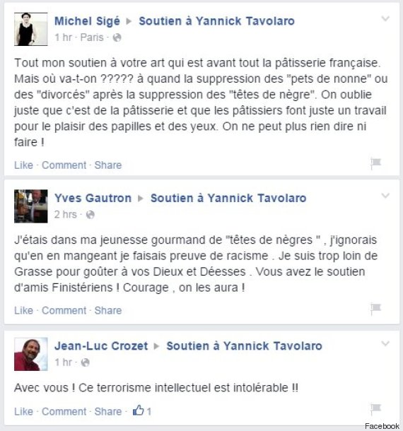 commentaires patissier