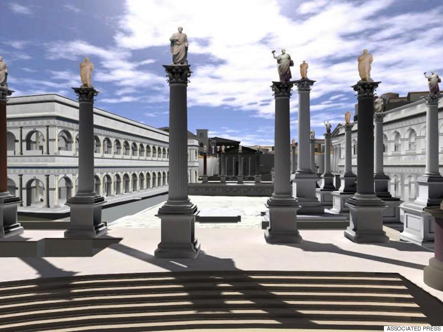 basilica julia rome