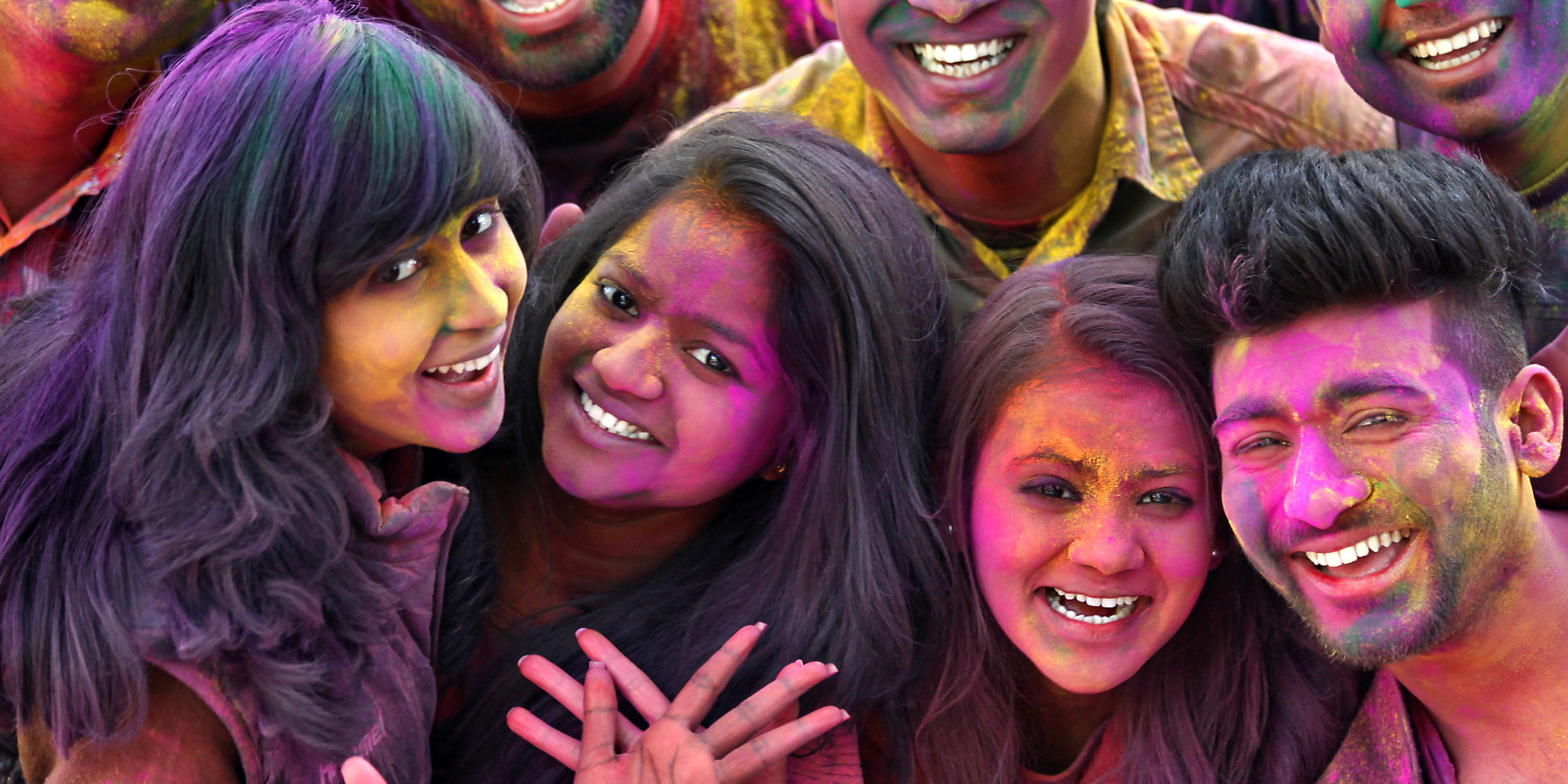Holi 2015: Festival Of Colors Celebrates Spring (SONGS