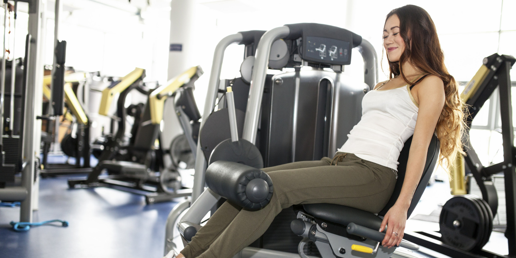 How you're using exercise machines wrong