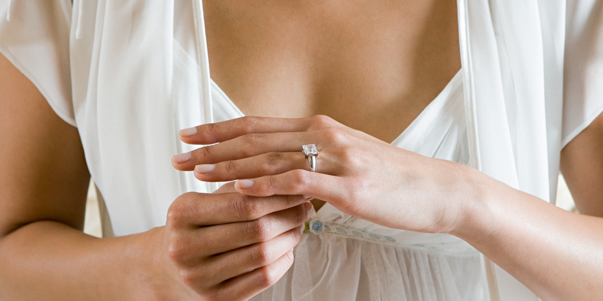 5 Times You Really Should Take Your Engagement Ring Off HuffPost