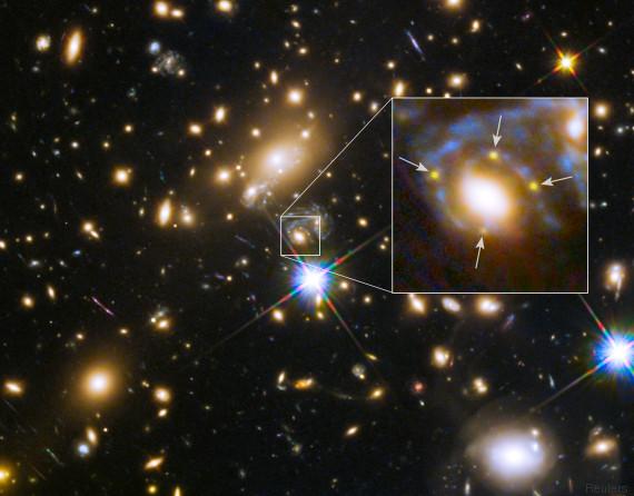 supernova einstein