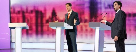 cameron no show debate