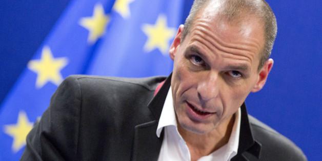 Ο υπουργός Οικονομικών, Γιάνης Βαρουφάκης