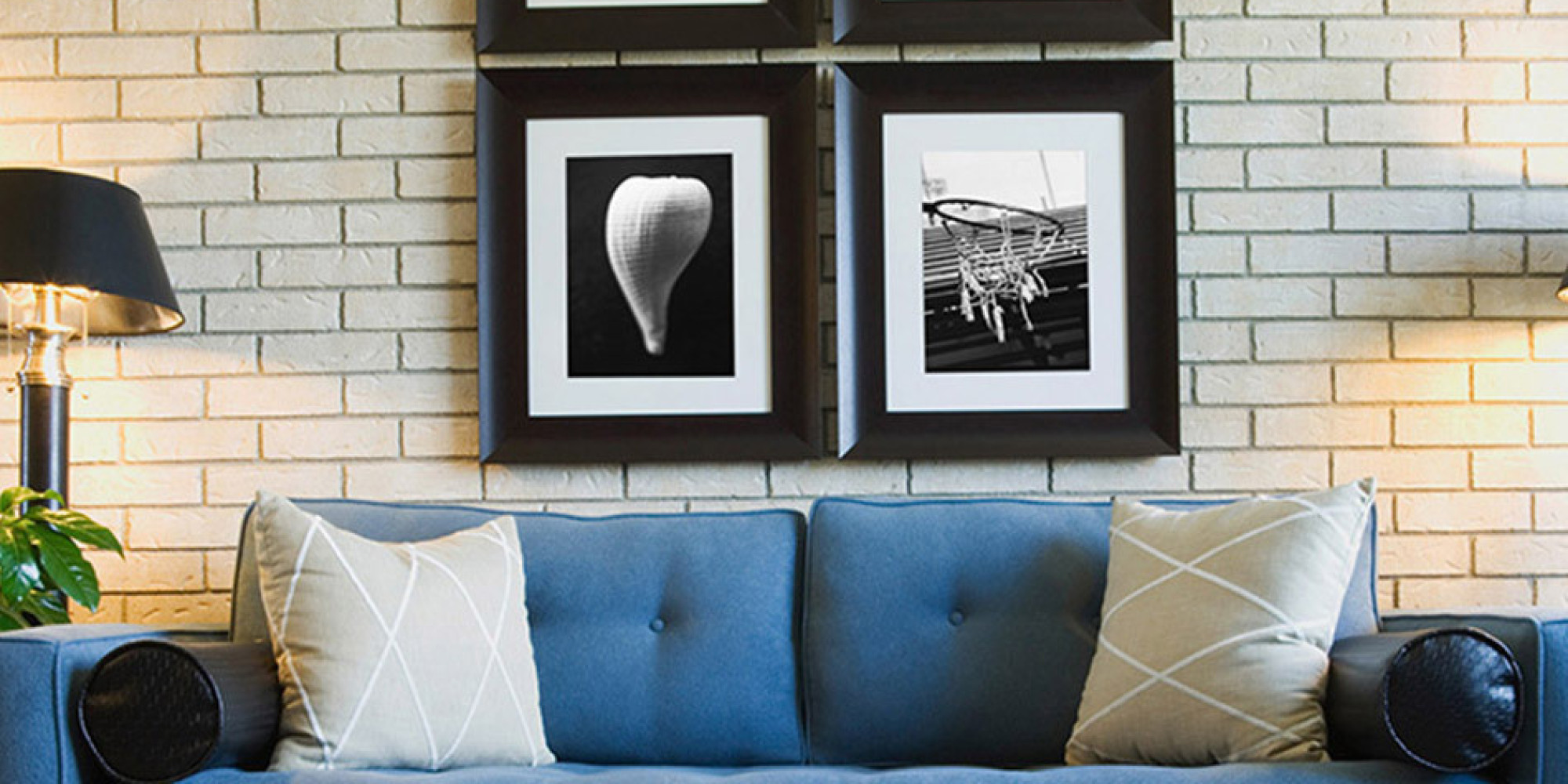The most popular decorating ideas in america huffpost for Latest trends in home decor 2015