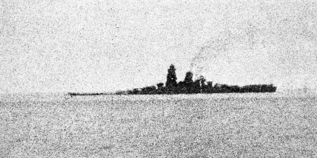 This picture taken on October 24, 1944 shows Japanese battleship Musashi which sank in the Sibuyan Sea in the Philippines after coming under blistering US air raids.  Musashi is one of the three then world's largest Yamato-scale vessels -- 263 metre long -- and the last warship built by the Japanese Imperial Army.  Microsoft co-founder Paul Allen said March 4, 2015, he has found the Japanese Navy's biggest warship at the bottom of the sea in the Philippines, 70 years after US forces sank it.   A