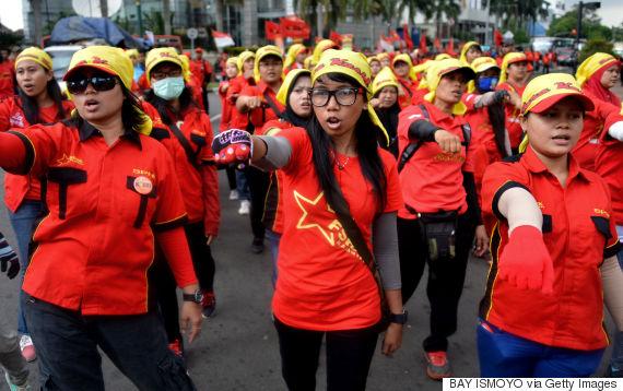 jakarta international womens day