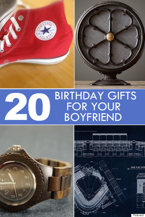 Gift ideas for a man you are dating