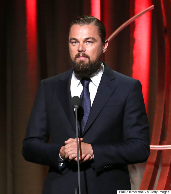 Rihanna To Join Leonardo DiCaprio In His New Film \'The Crowded Room\'?
