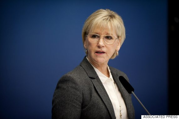 margot wallstrom