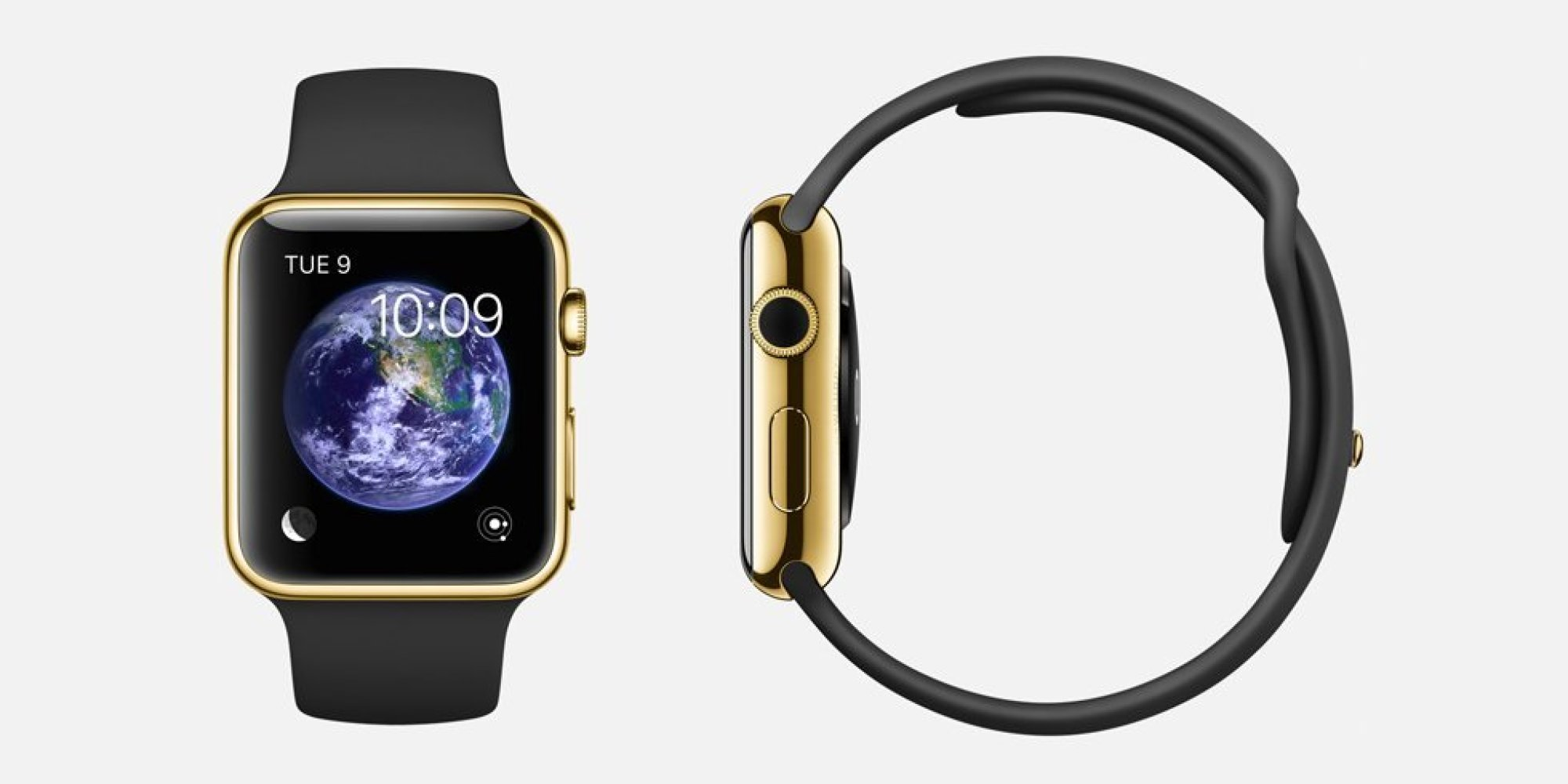 Gold Apple Watch Will Start At A Mere $10,000