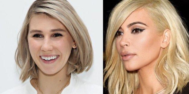 Le Blond Platine Comme Kim Kardashian Est Déjà Passé Mettez Vous Au