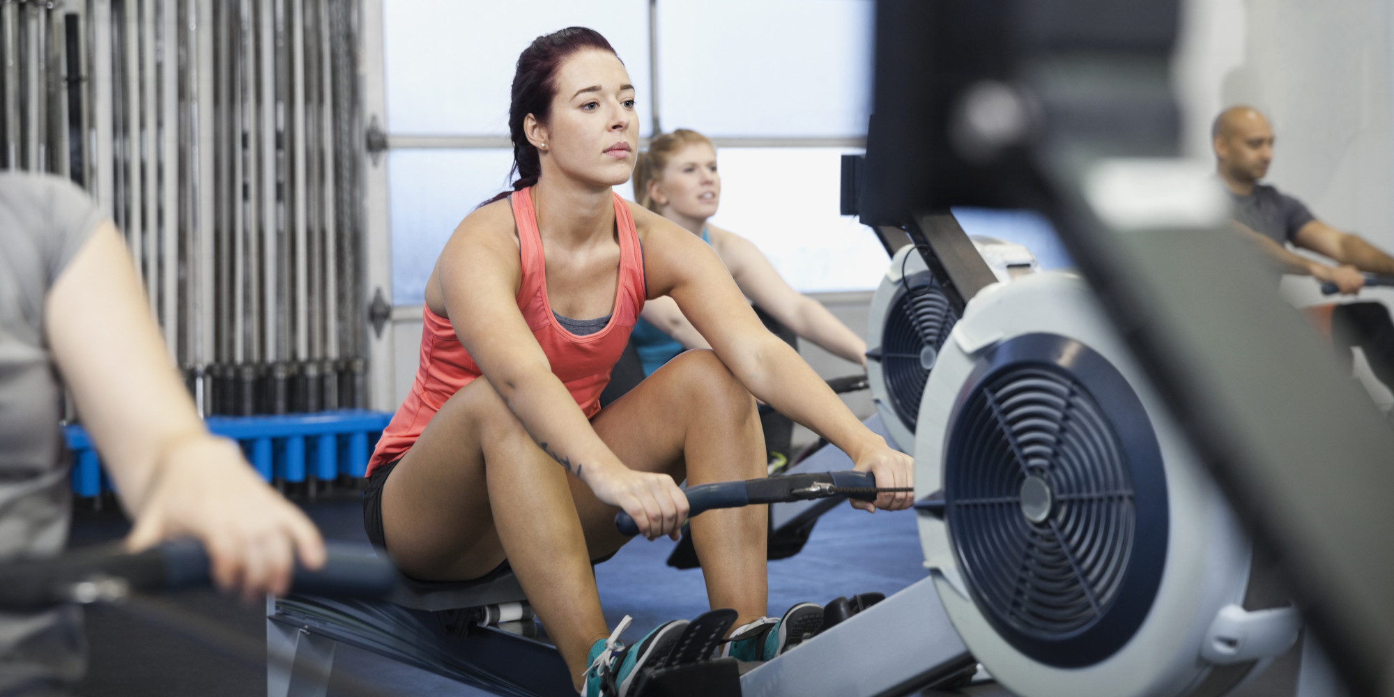 6 Rowing Machine Mistakes You Might Be Making (And How to ...
