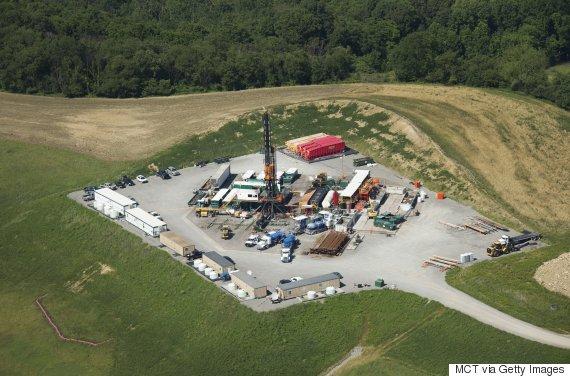 pa fracking