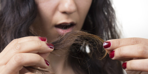 7 Home Remedies For Dry Hair Huffpost