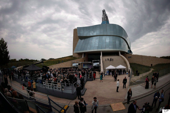 canadian museum human rights