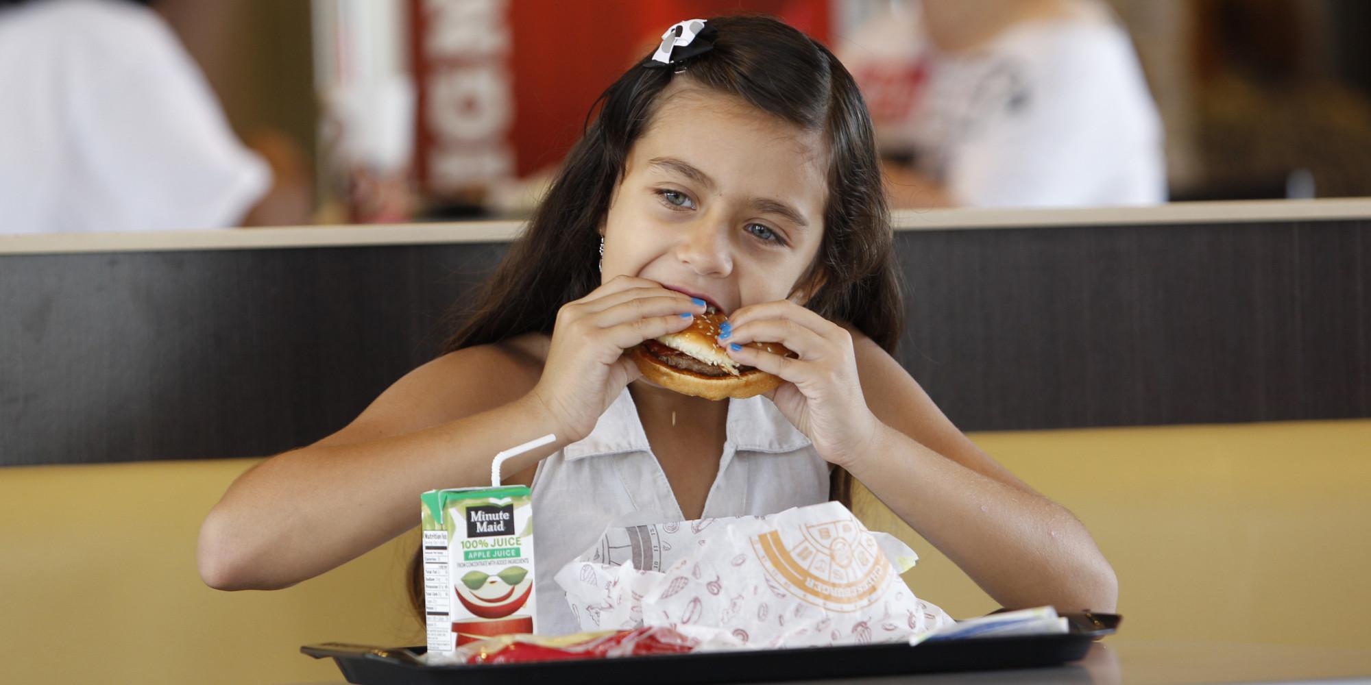Burger King Follows McDonald's Lead, Drops Soda From Kids ...