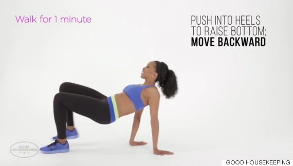 3 Easy Toning Exercises To Firm Fast (Without Feeling Like You've Done A Workout)