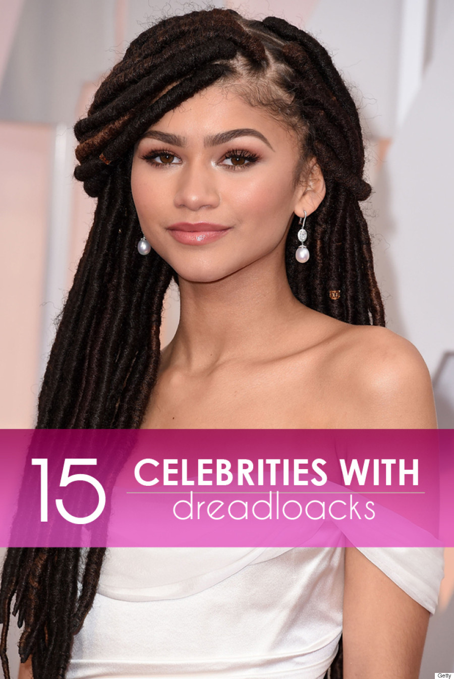 15 Celebrities Whove Wonderfully Rocked Dreadlocks Huffpost Canada