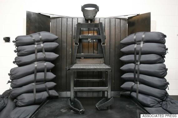 firing squad execution
