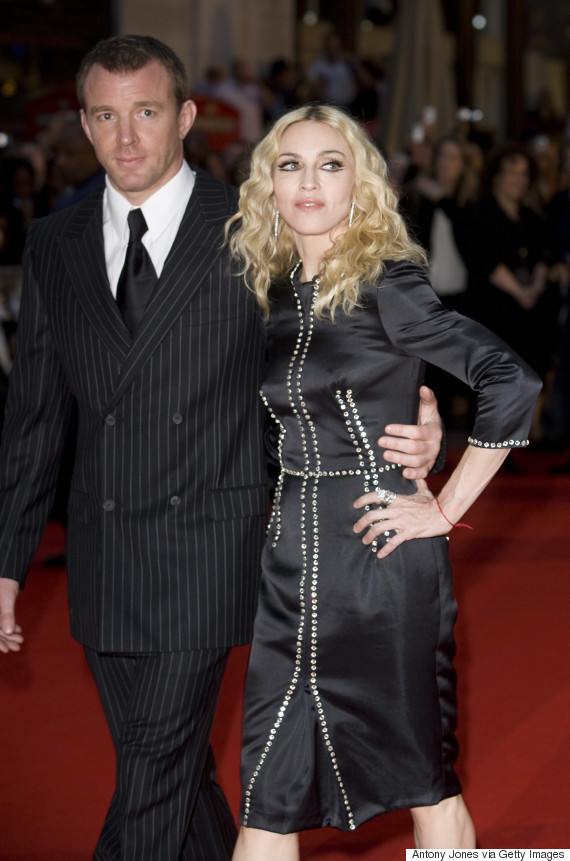 Madonna Says Guy Ritchie Marriage Made Her Feel 'Like She Was Incarcerated'