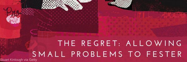 problems fester