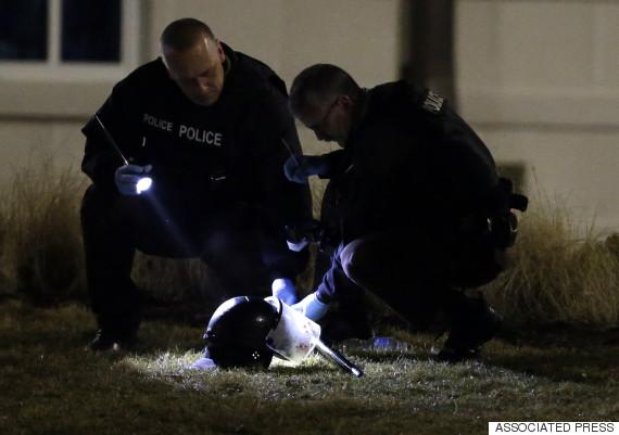 ferguson officers shot