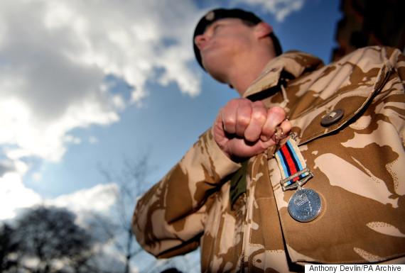 soldier medals
