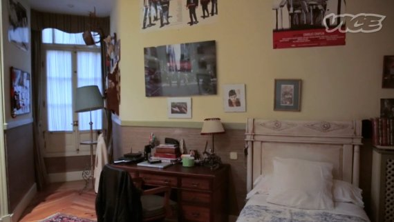 dormitorio willy