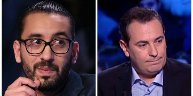 Wassim Lahrissi et Moez Ben Gharbia