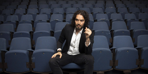 Russell Brand Apologizes For Skipping Premiere Of His 'Oddly Intrusive' New Doc