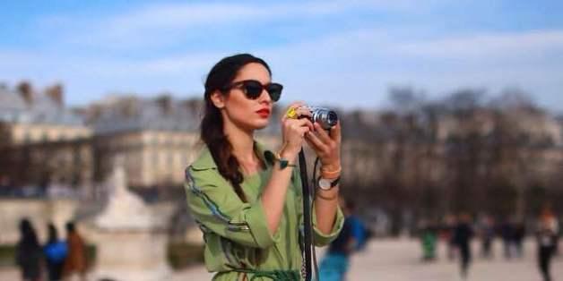"""Sofya, blogueuse de mode marocaine:  """"Ma Fashion week à Paris"""""""