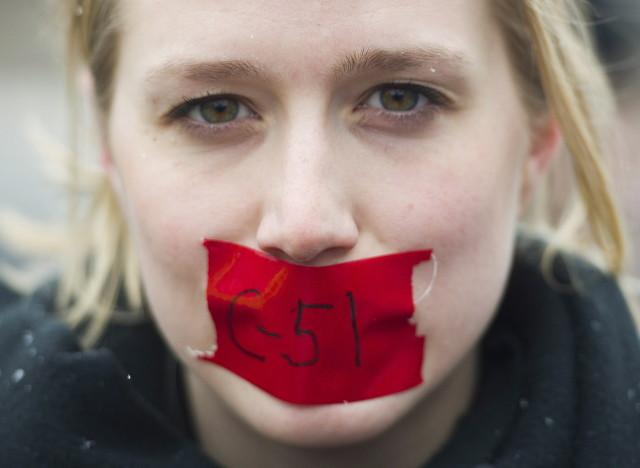 c51 protest