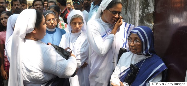 rape nun india