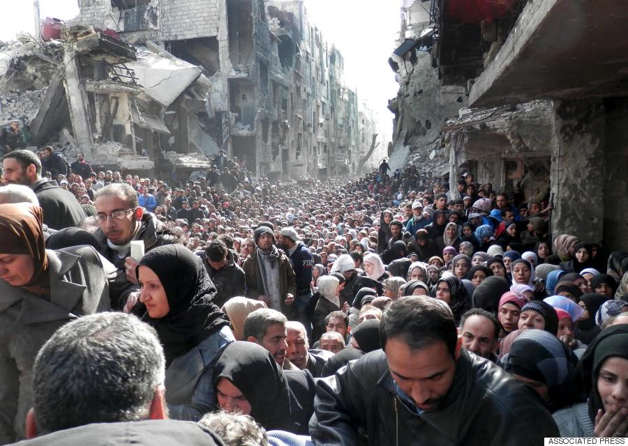 yarmouk 2014 unrwa