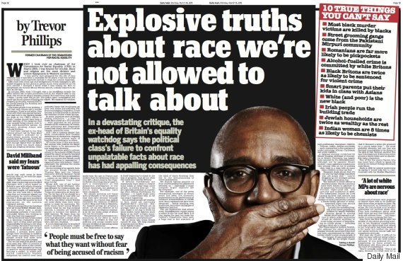 trevor phillips daily mail