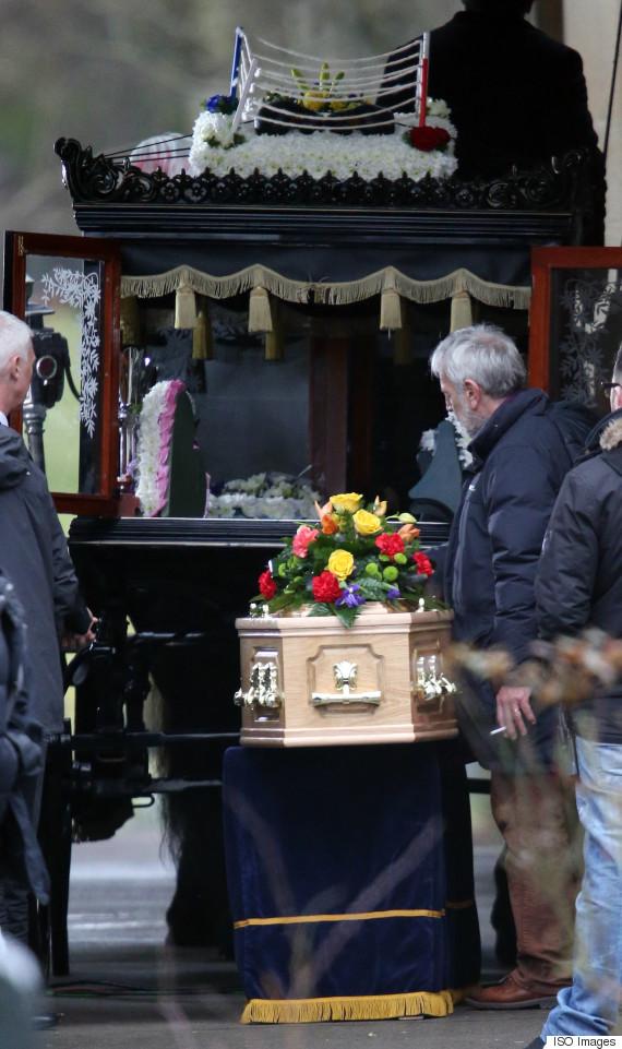 eastenders funeral