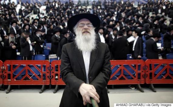 orthodox jews israel