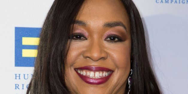 LOS ANGELES, CA - MARCH 14:  Honoree Shonda Rhimes attends the 2015 Human Rights Campaign Los Angeles Gala dinner at JW Marriott Los Angeles at L.A. LIVE on March 14, 2015 in Los Angeles, California.  (Photo by Vincent Sandoval/WireImage)