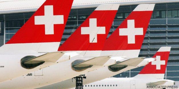 swisss air aircrafts