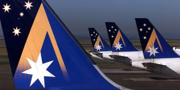 ansett aircrafts