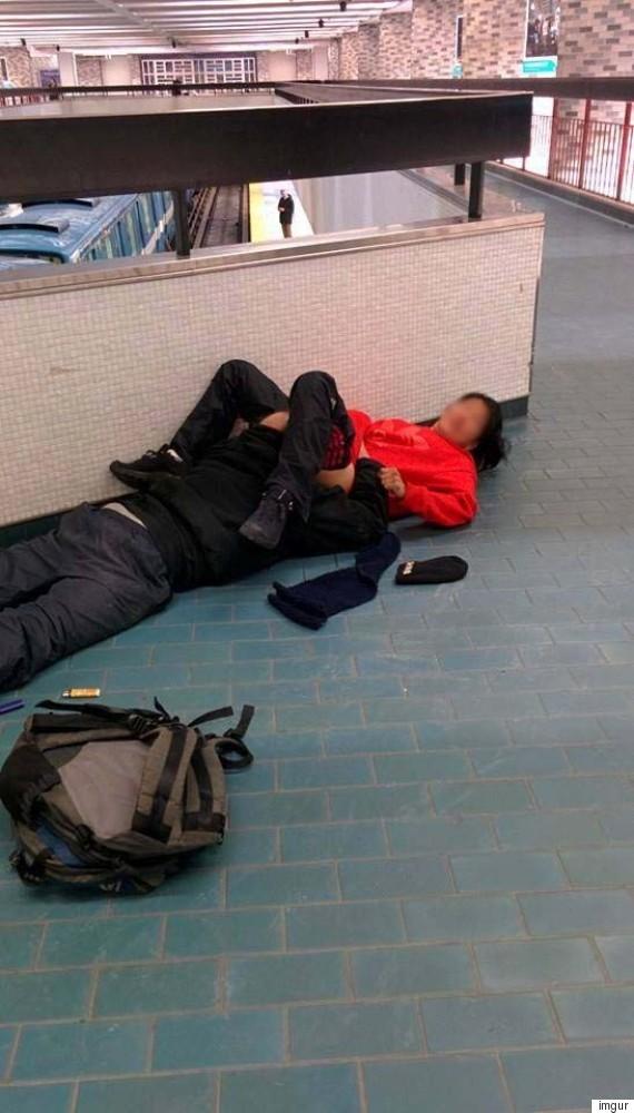 photo montreal metro