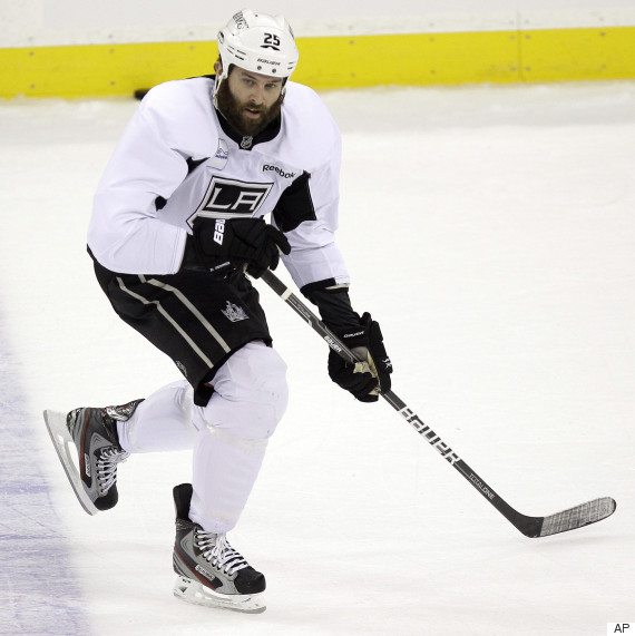 dustin penner kings