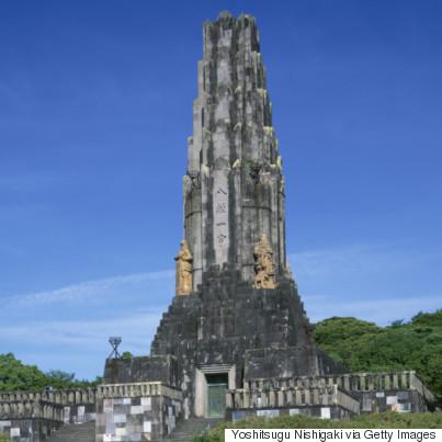 miyazaki tower