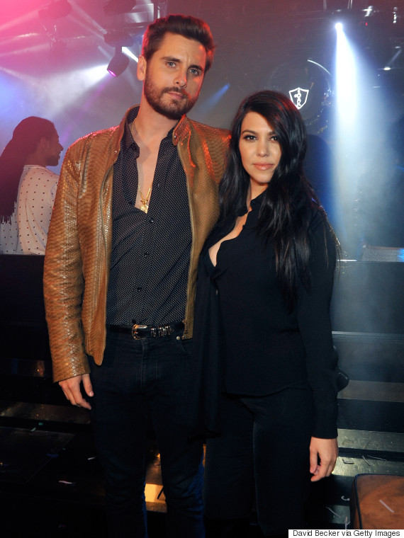 scott disick kourtney 2015