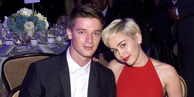 Patrick Schwarzenegger Denies Cheating On Miley Cyrus During Spring Break